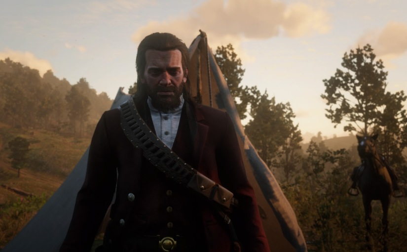 Parts of Red Dead Redemption 2 Left Me Frustrated
